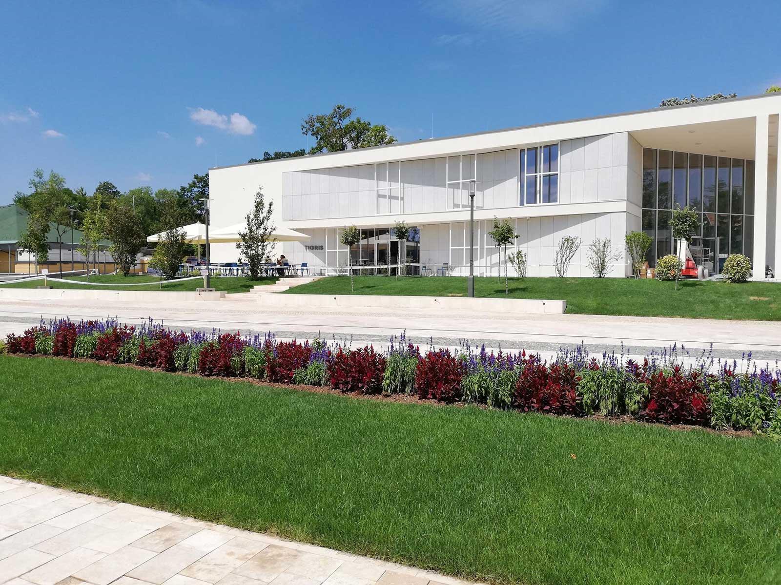 Új Közterület: A Zákonyi Park